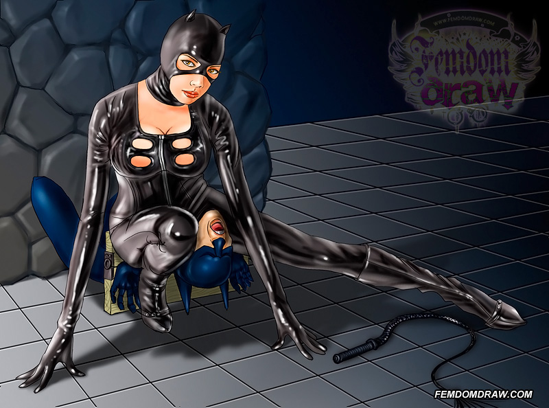 Could not Female domination catwoman remarkable